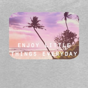 enjoy little things everyday Shirts - Baby T-shirt