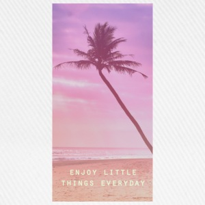 enjoy little things everyday Børn & Babyer - Baseballkasket