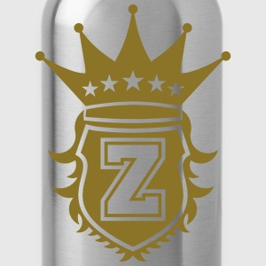 Z Crest T-Shirts - Water Bottle