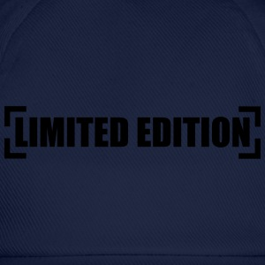 Limited Edition T-shirts - Baseballcap