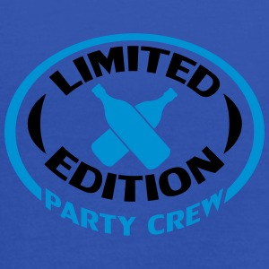 Limited Edition Party Crew Magliette - Top da donna della marca Bella