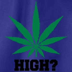 High Weed T-Shirts - Turnbeutel