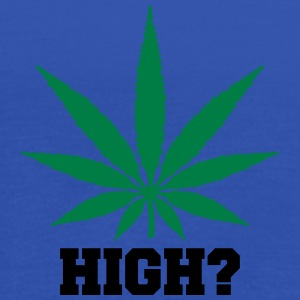 High Weed T-Shirts - Frauen Tank Top von Bella
