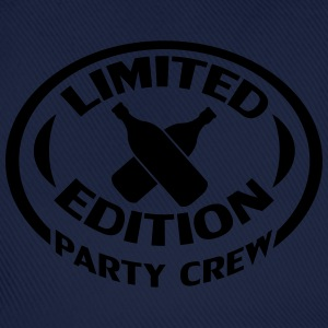 Limited Edition Party Crew Magliette - Cappello con visiera