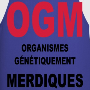 anti ogm Tee shirts - Tablier de cuisine
