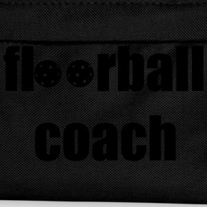 floorball coach T-Shirts - Kinder Rucksack