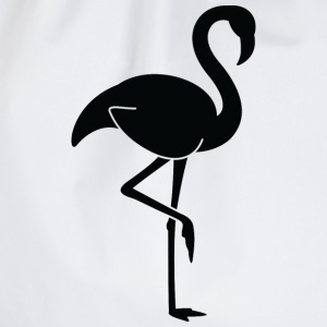 Flamingo (dd)++2013 T-shirts - Gymnastikpåse