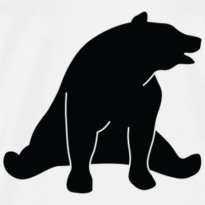 Bear (dd)++2013 Hoodies & Sweatshirts - Men's Premium T-Shirt