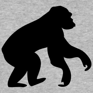 Monkey Hoodies & Sweatshirts - Men's Slim Fit T-Shirt