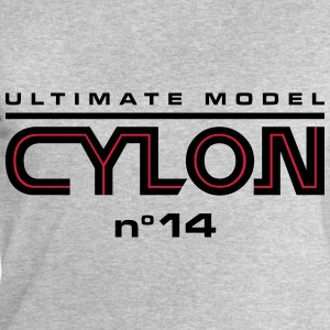 Ultimate model cylon n°14 - Mannen sweatshirt van Stanley & Stella