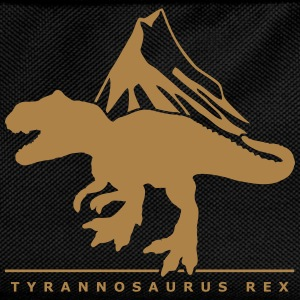 Urzeitriesen: Tyrannosaurus Rex Shirts - Kids' Backpack