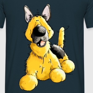 German Shepherd Dog - Breed - Dogs Hoodies & Sweatshirts - Men's T-Shirt
