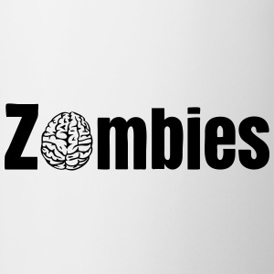 Zombies zombies Tee shirts - Tasse