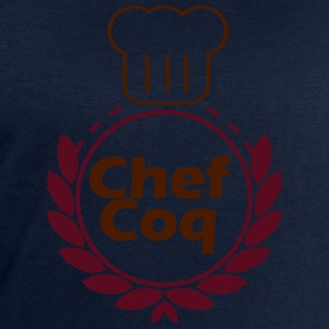 chef coq Tee shirts - Sweat-shirt Homme Stanley & Stella