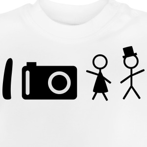 I take photos of people T-Shirts - Baby T-Shirt