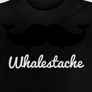 Whalestache Shirts - Baby T-Shirt