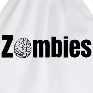 Zombies zombies Shirts - Gymtas