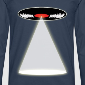 LP UFO T-Shirts - Men's Premium Longsleeve Shirt