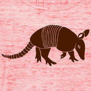 armadillo T-Shirts - Women's Tank Top by Bella