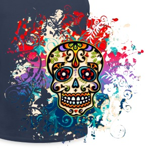 Mexican Sugar Skull - Day of the Dead Hoodies & Sweatshirts - Men's Premium Tank Top