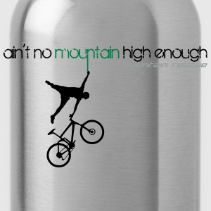 Ain't No Mountain mountain rescue 2 T-Shirts - Trinkflasche