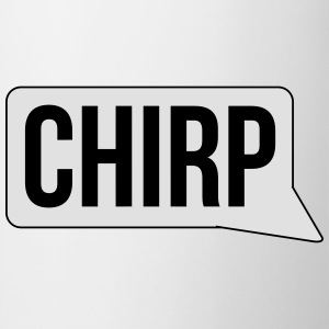 chirp T-shirts - Mugg