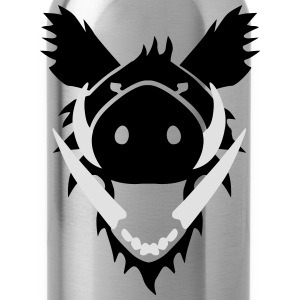 boar_tusk T-Shirts - Water Bottle