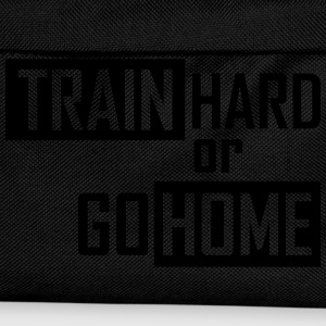 train hard or go home T-Shirts - Kinder Rucksack