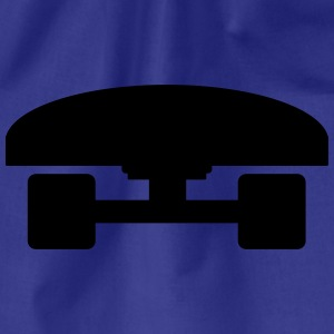 Skateboard T-Shirts - Turnbeutel
