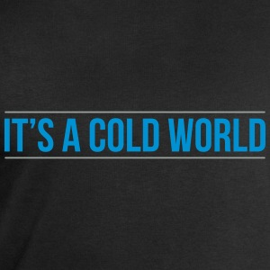 cold world T-Shirts - Men's Sweatshirt by Stanley & Stella