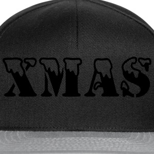 Xmas Tabliers - Casquette snapback