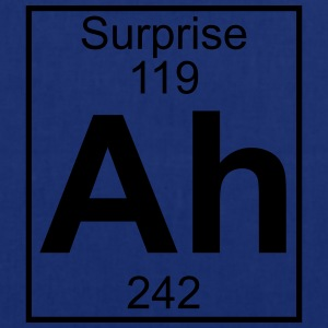 Ah - the Element of Surprise Tee shirts - Tote Bag
