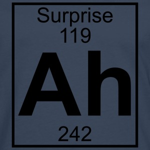 Ah - the Element of Surprise T-Shirts - Men's Premium Longsleeve Shirt