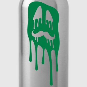 Slime Face T-Shirts - Water Bottle