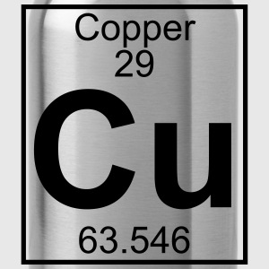 Element 29 - Cu (copper) - Full Koszulki - Bidon