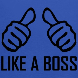 like a boss T-Shirts - Frauen Tank Top von Bella