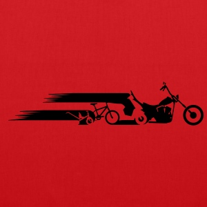 Motorcykel chopper hale evolution  T-shirts - Mulepose