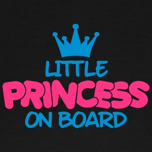 little princess on board Sweat-shirts - T-shirt Premium Homme