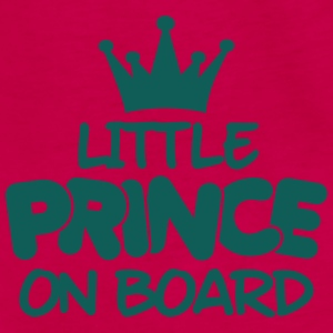 little prince on board T-Shirts - Women's Premium Longsleeve Shirt