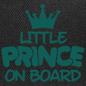 little prince on board T-Shirts - Snapback Cap