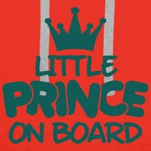 little prince on board T-Shirts - Men's Premium Hoodie