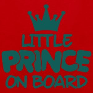 little prince on board Tee shirts - Débardeur Premium Homme
