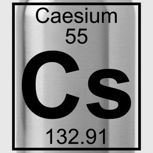 Element 055 - Cs (caesium) - Full Koszulki - Bidon