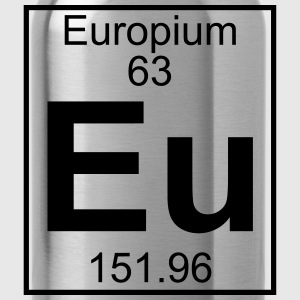 Element 063 - Eu (europium) - Full Koszulki - Bidon
