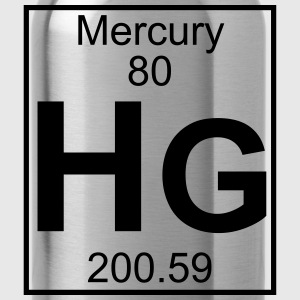 Element 080 - Hg (mercury) - Full Koszulki - Bidon
