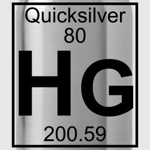 Element 080 - Hg (quicksilver) - Full Koszulki - Bidon