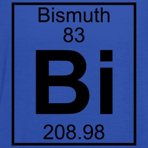 Element 083 - Bi (bismuth) - Full T-shirts - Tanktopp dam från Bella