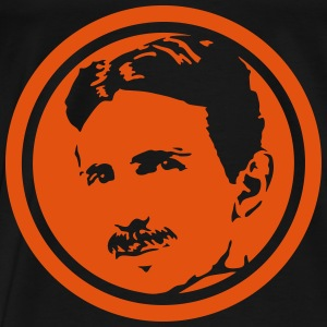 Nikola Tesla sweatshirt woman - Men's Premium T-Shirt