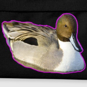 Duck - Bird - Fowl - Nature - Water - Pond - Lake Shirts - Kids' Backpack
