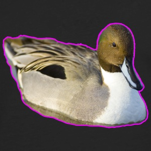 Duck - Bird - Fowl - Nature - Water - Pond - Lake Shirts - Men's Premium Longsleeve Shirt
